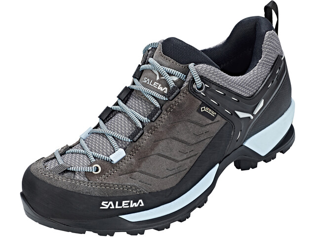 newest d1b03 60b8d SALEWA MTN Trainer GTX Shoes Damen charcoal/blue fog